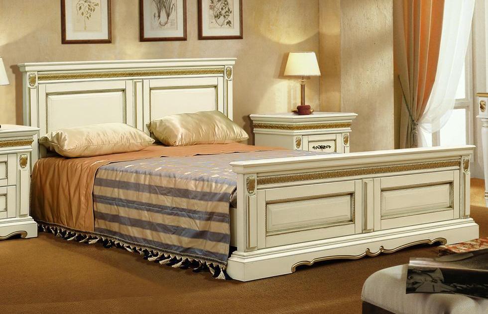 Двуспальная кровать «Марселла» 1600*2000