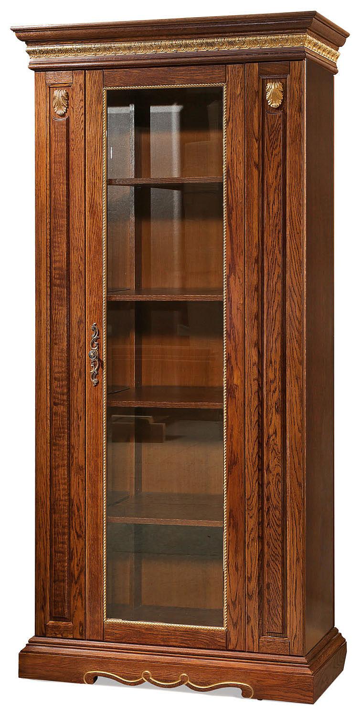 Шкаф с витриной «Марселла 8″