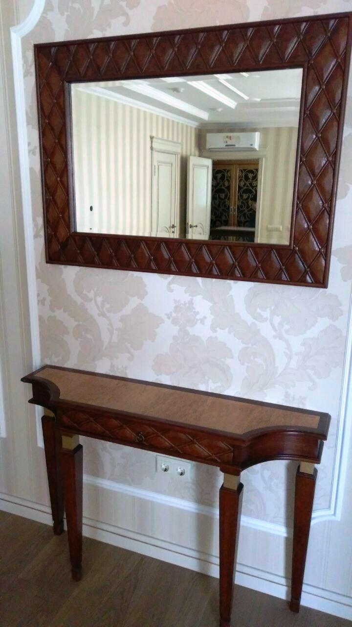 Стол туалетный с зеркалом «Марселла-РМБ»