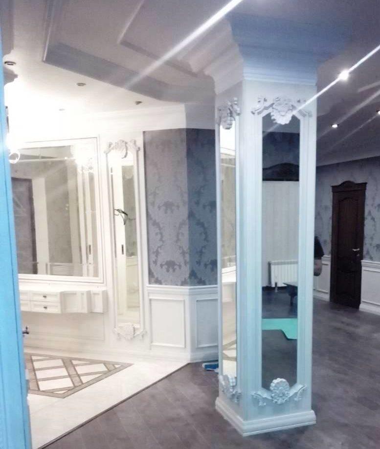 Мебель и отделка для холла