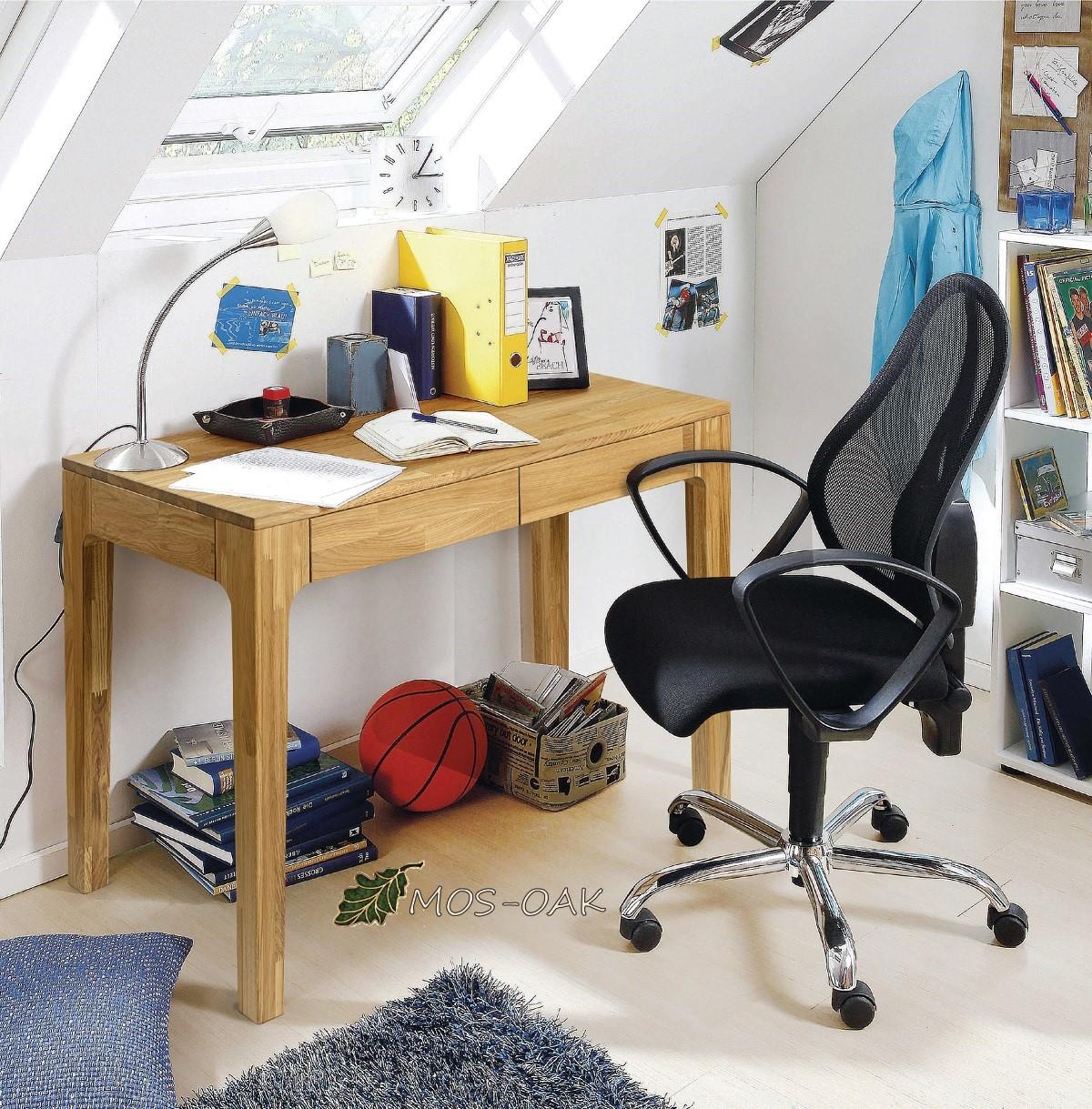 Стол письменный Марсенс 1 из массива дуба