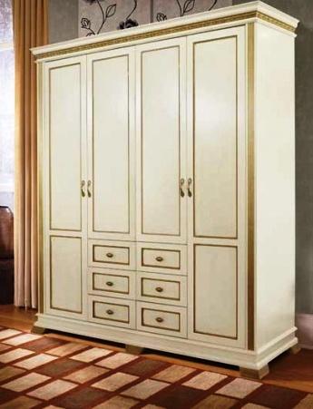 """Шкаф для одежды """"Марселла-СП4-4"""""""