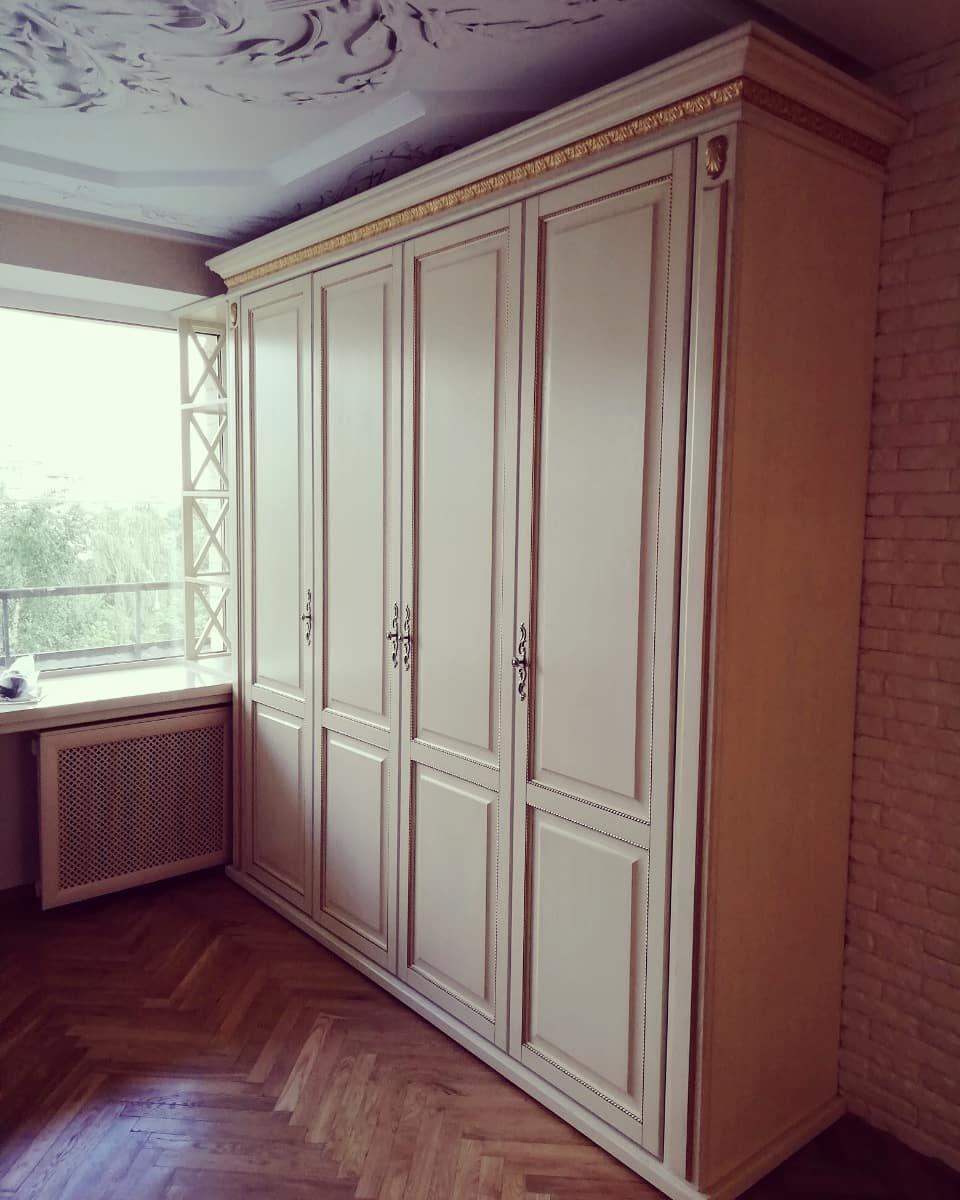 Шкаф-кровать «Марселла» с механизмом Смарт push-to-open