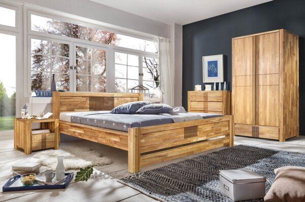 Спальня Валенсия из массива дуба