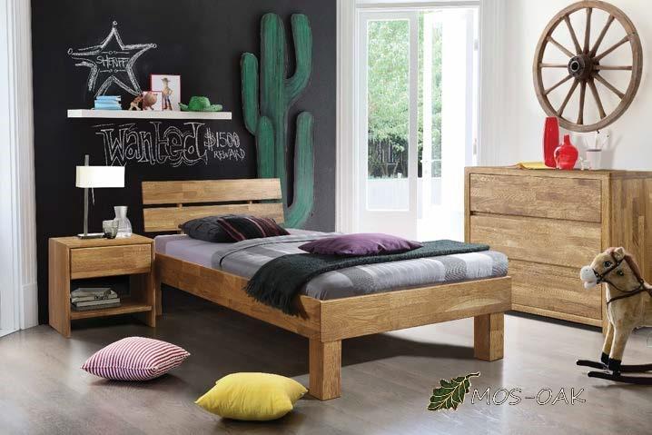 Спальня детская «Джудит» из массива дуба