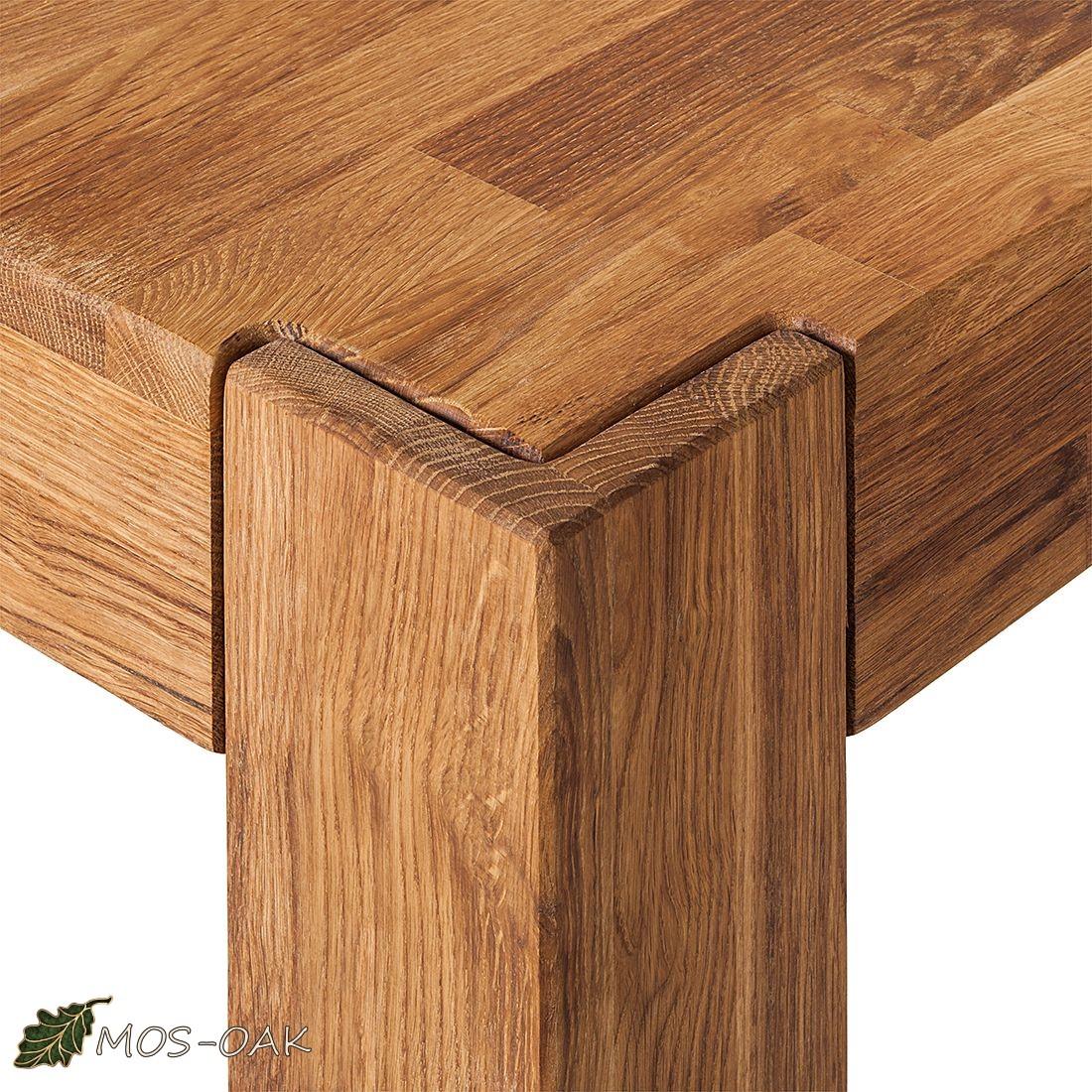 стол обеденный раздвижной xl из массива дуба