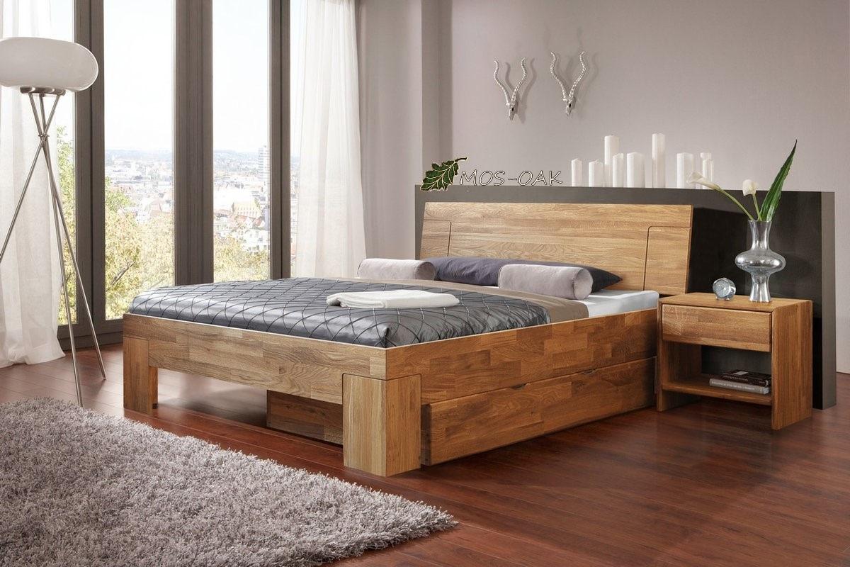 Спальня Сара из массива дуба купить