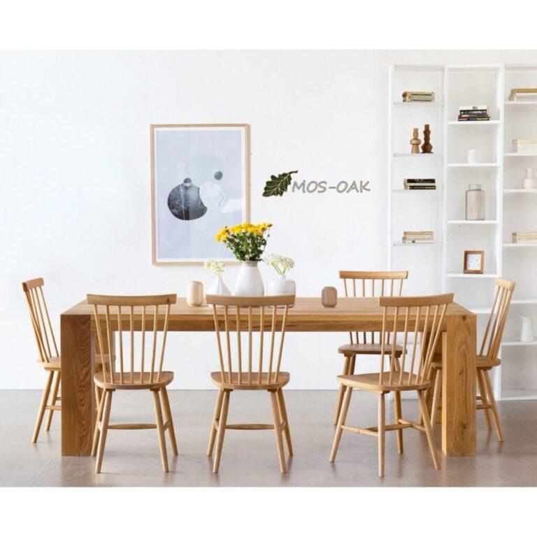Купить стол из дуба Ноавуд