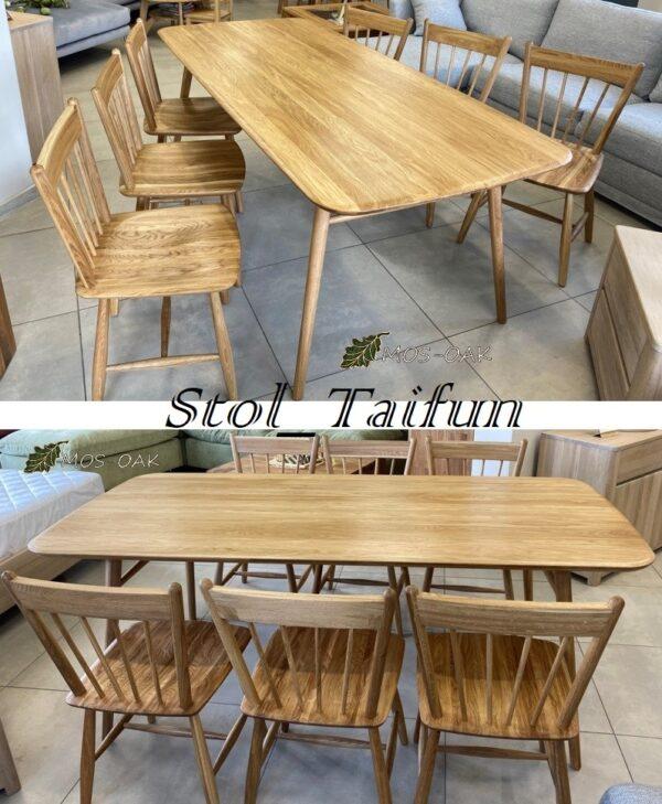 Стол обеденный Taifun из дуба