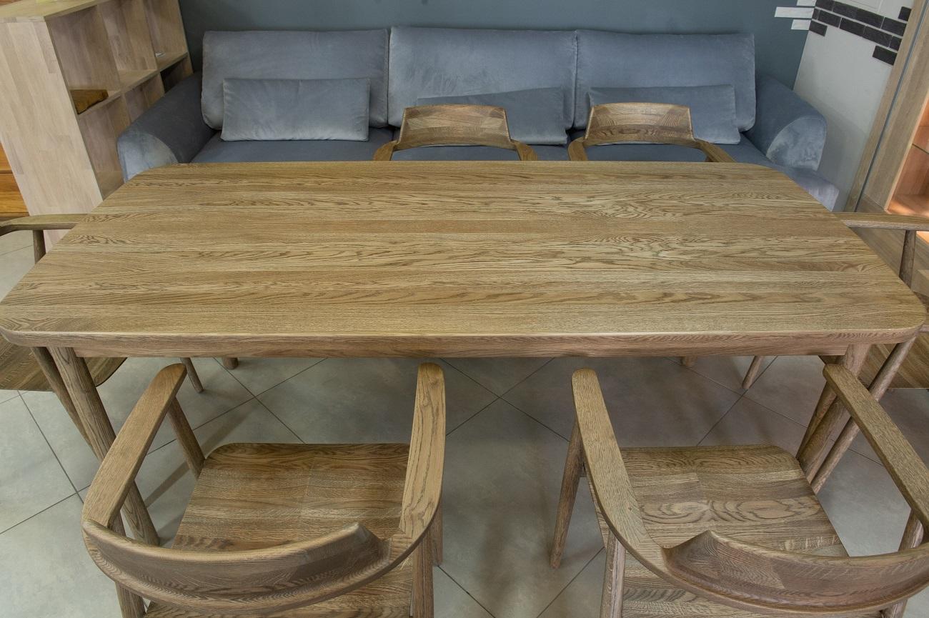 Купить стол из дуба