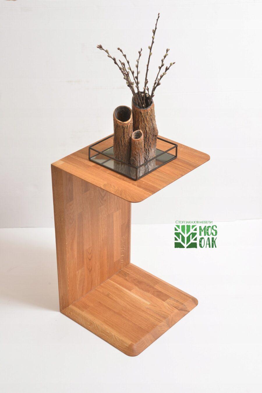 Столик из дуба Соно-2