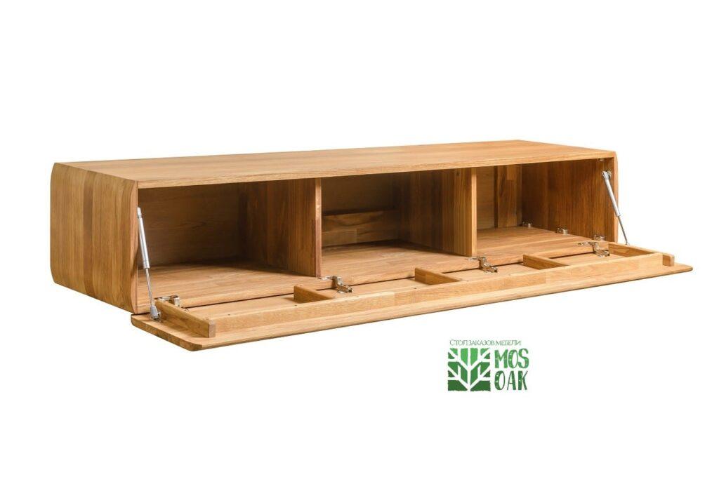 Шкаф навесной под ТВ Фаина