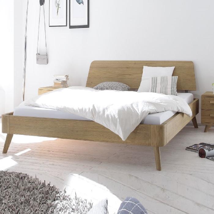 Купить кровать из дуба