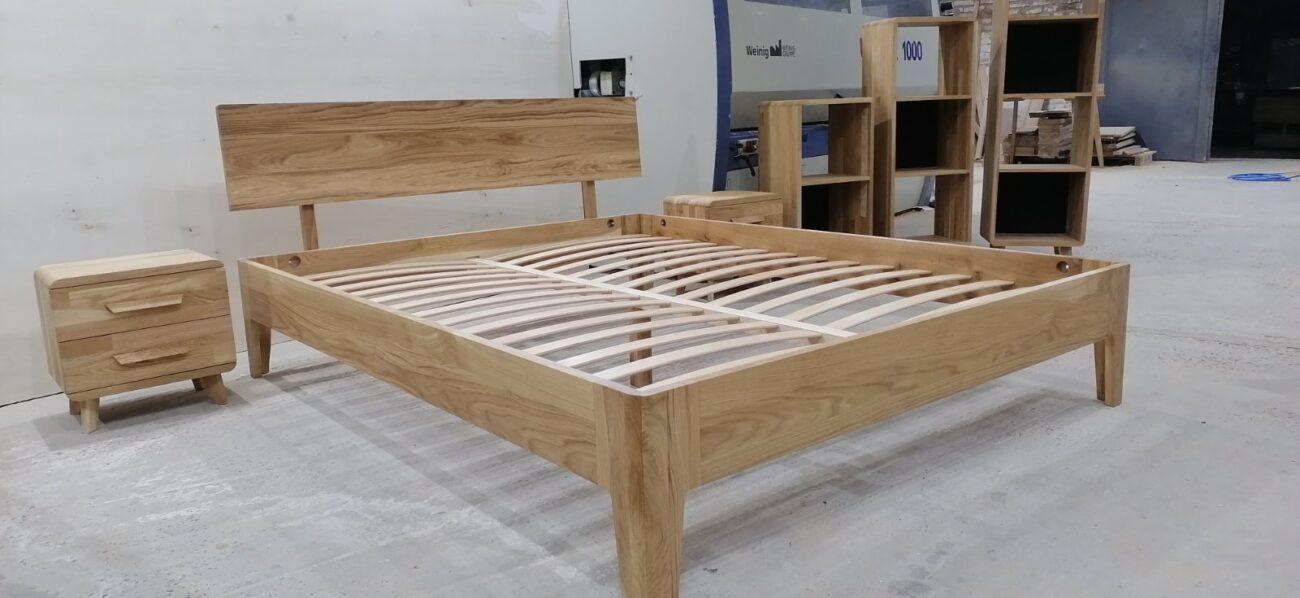 Купить мебель из дуба в скандинавском стиле