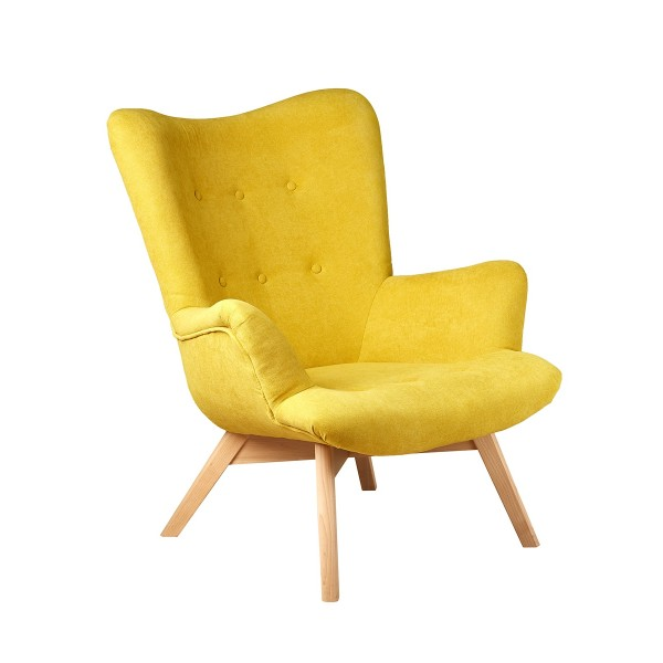 Кресло в скандинавском стиле Angel