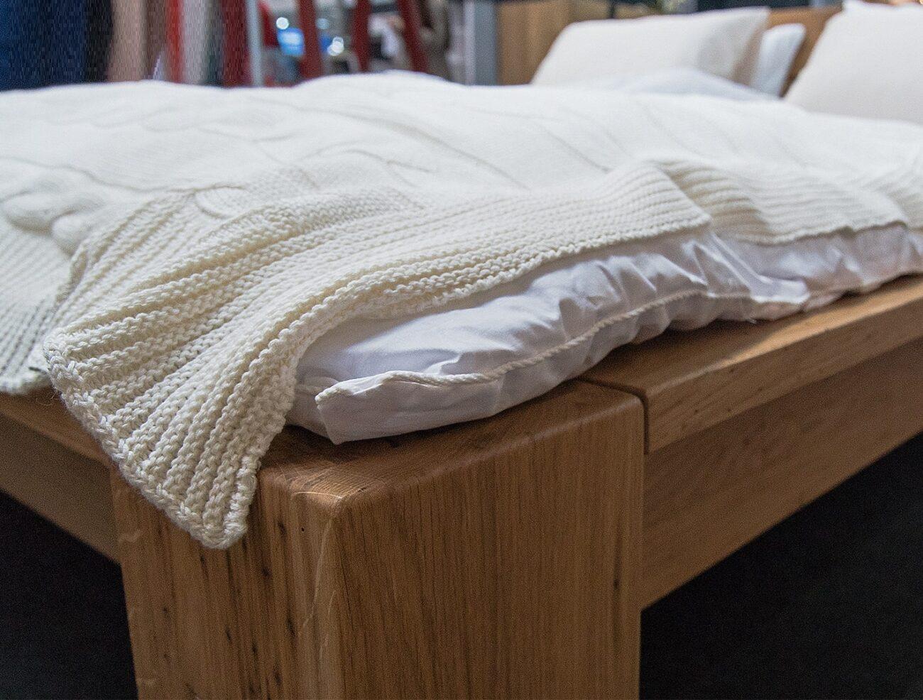 Кровать Riva из дуба