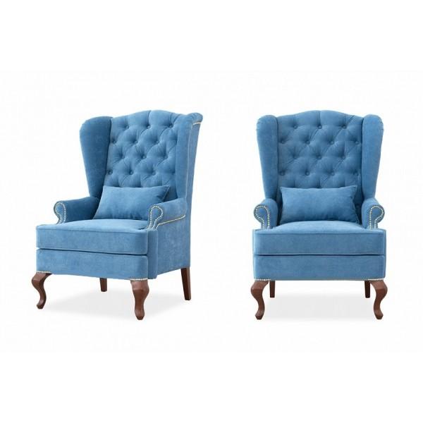 Кресло с каретной стяжкой Lord