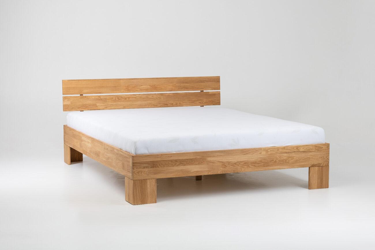 Купить кровать из дуба Penni