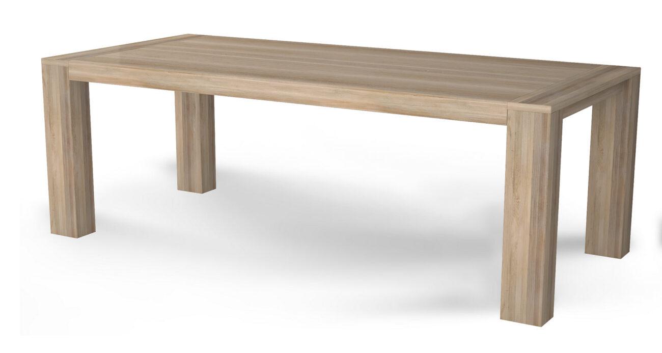 Стол обеденный из дуба Riva