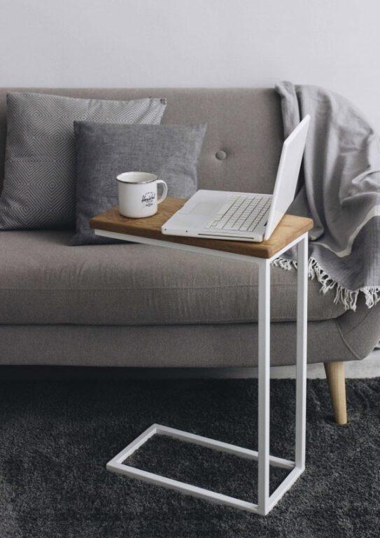 Стол приставной в стиле Лофт