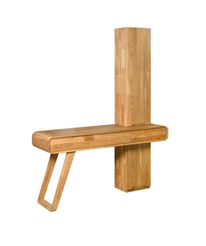 Стол письменный Эйлин из массива дуба