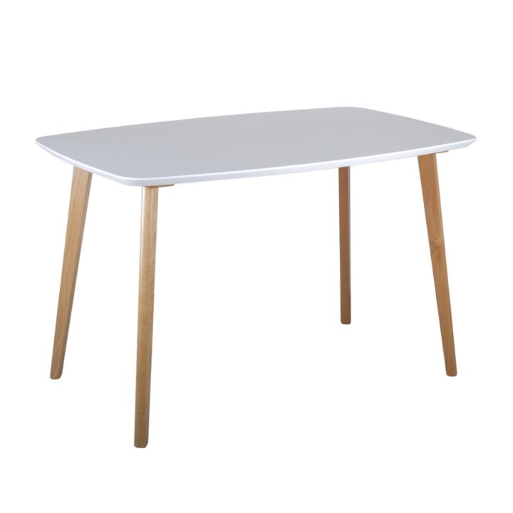 Стол обеденный Гармония-03 в скандинавском стиле
