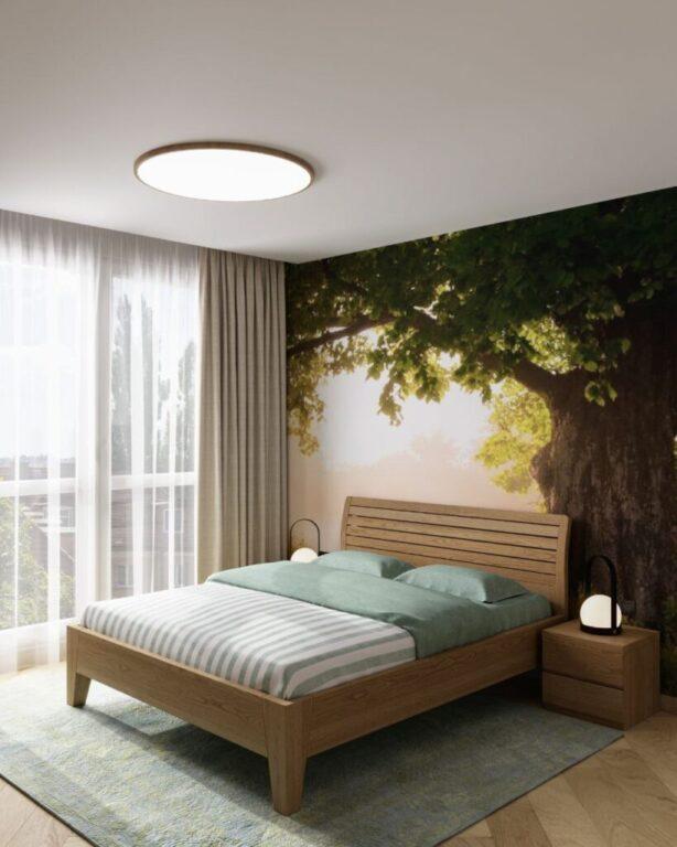 Кровать из дуба Florin купить